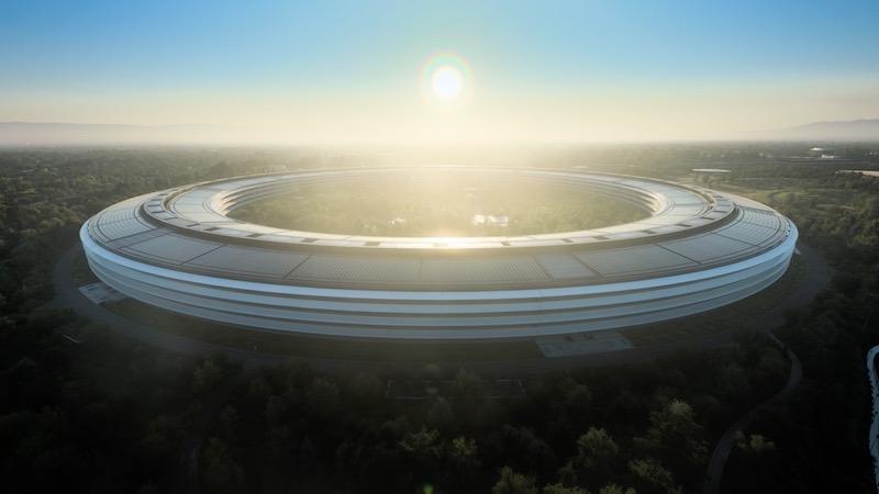 アップル・イベント スタート